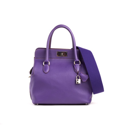 Authentic Second Hand Hermès Iris Swift Toolbox 26 (PSS-B26-00047)