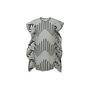 Authentic Second Hand MSGM Striped Boxy Mini Dress (PSS-A50-00105) - Thumbnail 0