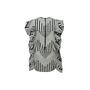Authentic Second Hand MSGM Striped Boxy Mini Dress (PSS-A50-00105) - Thumbnail 1