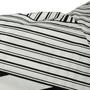 Authentic Second Hand MSGM Striped Boxy Mini Dress (PSS-A50-00105) - Thumbnail 4