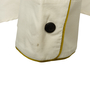 Authentic Second Hand Bottega Veneta Arrow Two Tone Silk Shirt (PSS-617-00129) - Thumbnail 3