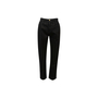 Authentic Second Hand Frame Sylvie Slender Striped Straight Jeans (PSS-637-00175) - Thumbnail 0