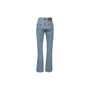 Authentic Second Hand Calvin Klein Jeans Stone Washed Bootleg Jeans (PSS-637-00176) - Thumbnail 1
