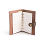 Authentic Second Hand Louis Vuitton Small Ring Agenda Cover (PSS-017-00027) - Thumbnail 3