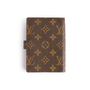 Authentic Second Hand Louis Vuitton Small Ring Agenda Cover (PSS-017-00027) - Thumbnail 1