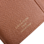 Authentic Second Hand Louis Vuitton Small Ring Agenda Cover (PSS-017-00027) - Thumbnail 4