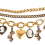 Authentic Second Hand Dolce & Gabbana Charm Bracelet (PSS-017-00030) - Thumbnail 2