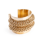 Authentic Second Hand Givenchy Chainlink Metal Cuff (PSS-017-00031) - Thumbnail 1