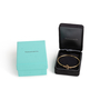 Authentic Second Hand Tiffany & Co T Diamond Wire Bracelet (PSS-094-00037) - Thumbnail 5