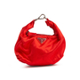 Authentic Second Hand Prada Satin Mini Hook Bag (PSS-139-00048) - Thumbnail 0