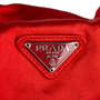 Authentic Second Hand Prada Satin Mini Hook Bag (PSS-139-00048) - Thumbnail 7
