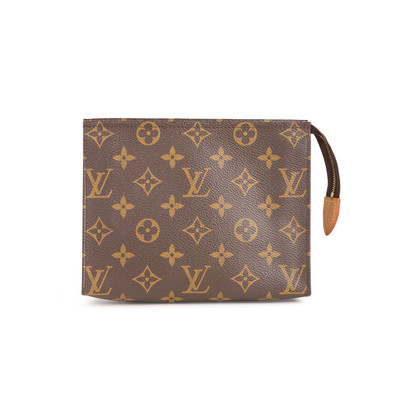 Authentic Second Hand Louis Vuitton Toiletry Pouch 19 (PSS-139-00056)