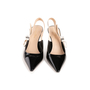 Authentic Second Hand Christian Dior J'Adior Patent Slingback Pumps (PSS-292-00021) - Thumbnail 0