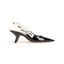 Authentic Second Hand Christian Dior J'Adior Patent Slingback Pumps (PSS-292-00021) - Thumbnail 1