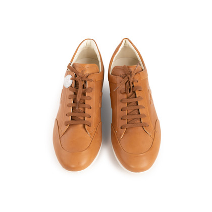 Authentic Second Hand Hogan Leather Sneakers (PSS-A61-00011)