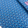 Authentic Second Hand Bulgari Cloud Topaz Silk Tie (PSS-B28-00020) - Thumbnail 4