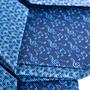 Authentic Second Hand Bulgari Cloud Topaz Silk Tie (PSS-B28-00020) - Thumbnail 5
