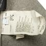 Authentic Second Hand Prada Grey Wool Empire Dress Coat (PSS-B70-00004) - Thumbnail 3