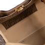 Authentic Second Hand Fendi Brown Peekaboo X-Lite Large Bag (PSS-A46-00029) - Thumbnail 4