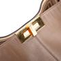 Authentic Second Hand Fendi Brown Peekaboo X-Lite Large Bag (PSS-A46-00029) - Thumbnail 7