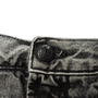 Authentic Second Hand R13 Double Classic Distressed Skirted Jeans (PSS-444-00058) - Thumbnail 3