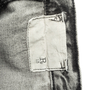 Authentic Second Hand R13 Double Classic Distressed Skirted Jeans (PSS-444-00058) - Thumbnail 4