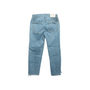 Authentic Second Hand Jonathan Simkhai Braided Lace-Up Jeans (PSS-444-00059) - Thumbnail 1
