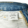 Authentic Second Hand Jonathan Simkhai Braided Lace-Up Jeans (PSS-444-00059) - Thumbnail 5