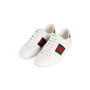 Authentic Second Hand Gucci Ace Leather Sneakers (PSS-B23-00006) - Thumbnail 3