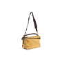 Authentic Second Hand Loewe Suede Medium Puzzle Bag (PSS-B79-00002) - Thumbnail 4