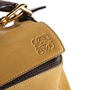 Authentic Second Hand Loewe Suede Medium Puzzle Bag (PSS-B79-00002) - Thumbnail 7