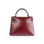 Authentic Second Hand Hermès Tri-Colour Kelly 28 Bag  (PSS-B79-00011) - Thumbnail 2