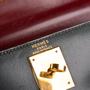 Authentic Second Hand Hermès Tri-Colour Kelly 28 Bag  (PSS-B79-00011) - Thumbnail 4