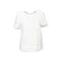 Authentic Second Hand Marni Gathered Cotton Blouse (PSS-561-00094) - Thumbnail 0
