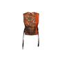 Authentic Second Hand Maison Martin Margiela Jacquard Tie Wrap Top (PSS-561-00105) - Thumbnail 0