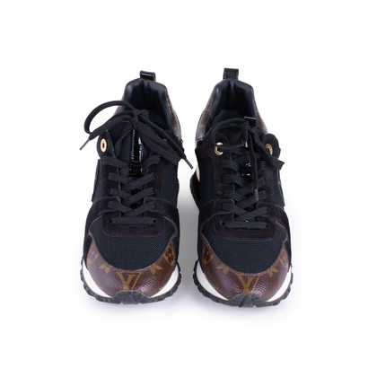 Authentic Second Hand Louis Vuitton Run Away Sneakers (PSS-B75-00001)
