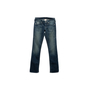Authentic Second Hand True Religion Diamond Studded Straight Cut Jeans (PSS-A44-00039) - Thumbnail 0