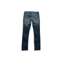 Authentic Second Hand True Religion Diamond Studded Straight Cut Jeans (PSS-A44-00039) - Thumbnail 1