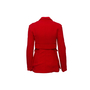 Authentic Second Hand Marni Red Wool Blazer Jacket (PSS-A44-00041) - Thumbnail 1