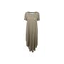 Authentic Second Hand Maison Martin Margiela Grey Short Sleeves 3-Way Dress (PSS-B65-00049) - Thumbnail 0