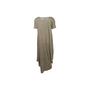 Authentic Second Hand Maison Martin Margiela Grey Short Sleeves 3-Way Dress (PSS-B65-00049) - Thumbnail 1