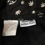 Authentic Second Hand Lucien Pellet-Finet Black Metallic Sheen Jeans (PSS-B65-00058) - Thumbnail 4