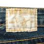 Authentic Second Hand True Religion Disco Billy Jeans (PSS-A44-00040) - Thumbnail 3