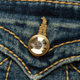 Authentic Second Hand True Religion Disco Billy Jeans (PSS-A44-00040) - Thumbnail 5