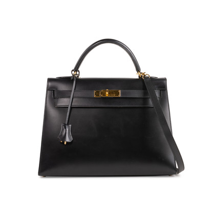 Authentic Second Hand Hermès Box Kelly 32 (PSS-292-00024)