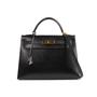 Authentic Second Hand Hermès Box Kelly 32 (PSS-292-00024) - Thumbnail 0