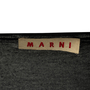 Authentic Second Hand Marni Gathered Cashmere Cardigan (PSS-145-00451) - Thumbnail 2