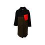 Authentic Second Hand Marni Colourblock Wool Coat (PSS-145-00466) - Thumbnail 0