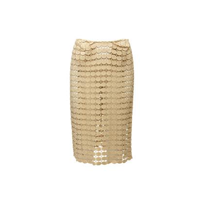 Authentic Second Hand Marni Crochet Pocket Skirt (PSS-B87-00011)