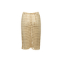 Authentic Second Hand Marni Crochet Pocket Skirt (PSS-B87-00011) - Thumbnail 1